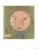 Smarrimento sul Verde Posters by Paul Klee