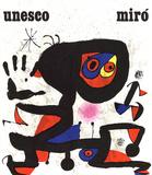 Unesco-Droits de L'Homme Keräilyvedos tekijänä Joan Miro