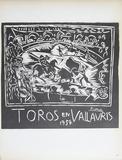 Toros en Vallauris Sammlerdrucke von Pablo Picasso
