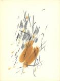 DLM No. 197 Back Cover Impressão colecionável por Jean Rene Bazaine