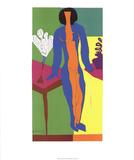 Zulma Plakater av Henri Matisse