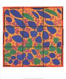 Ivy in Flower Posters av Henri Matisse