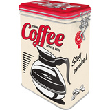Strong Coffee Served Here Neuheit