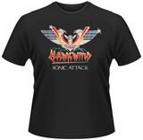 Hawkwind- Sonic Attack Album Art T-Shirts