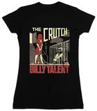 Women's: Billy Talent- The Crutch Single Artwork Shirt