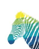 Spectral - Zebra Giclee Print