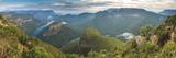 South African Vista Giclee-trykk
