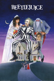 Beetlejuice- One Sheet Kunstdrucke