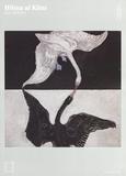 Swan, No. 1 Plakater af af Klint Hilma