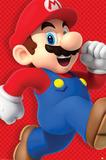Super Mario Run Kunstdrucke