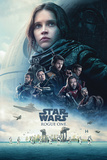 Star Wars: Rogue One- One Sheet Kunstdrucke