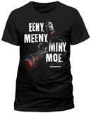 The Walking Dead- Eeny, Meeny, Miny, Moe Shirt