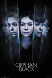 Orphan Black- Familiar Faces Poster