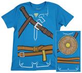 Zelda: Breath of the Wild - Costume T-Shirt T-Shirt