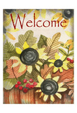 Welcome Fall Póster por Kimberly Allen