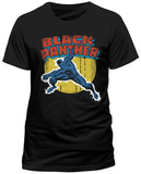 Black Panther- Heroic Icon Camisetas