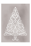 Frosted Christmas Silver Stampe di Kimberly Allen