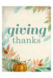 Rendere grazie Stampe di Kimberly Allen