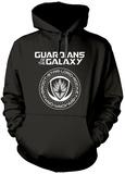Hoodie: Guardians Of The Galaxy- Official Member Seal Kapuzenpulli