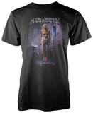 Megadeth- Countdown To Extinction Album Cover T-Shirt