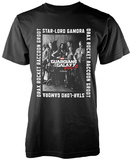 Guardians Of The Galaxy- Roster Lineup Vol. 2 Shirts