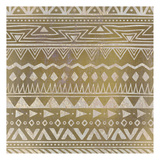 Global Pattern C Print by Kimberly Allen