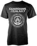Guardians Of The Galaxy- Official Member Seal T-skjorter