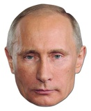 Vladimir Putin Maske