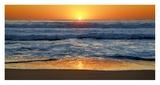 Sunset impression, Leeuwin National Park, Australia Giclée-Druck von Frank Krahmer
