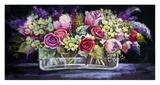 Roses and Lilacs Reproduction procédé giclée par Nel Whatmore