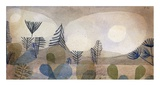 Oceanic Landscape Giclee Print by Paul Klee