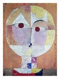 Senecio (detail) Giclee Print by Paul Klee