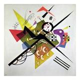 On White II Giclee Print by Wassily Kandinsky