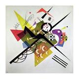 On White II Giclee-trykk av Wassily Kandinsky