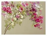 The Garden of the Rose I Reproduction procédé giclée par Nel Whatmore