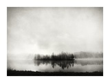 Isle Of Silence Lámina giclée por Franz Bogner