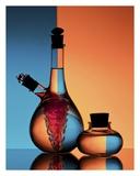 Oil And Vinegar Lámina giclée por Aida Ianeva
