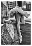 Danserinde Giclée-tryk af Michael Groenewald