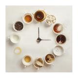 It's Always Coffee Time Giclée-vedos tekijänä Dina Belenko