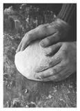 Dough Reproduction procédé giclée par Aleksandrova Karina