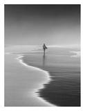 Surfeur Reproduction procédé giclée par Alex Saberi