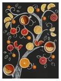 Teatime Tree Giclée-vedos tekijänä Dina Belenko