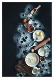 Baking For Stargazers Giclée-vedos tekijänä Dina Belenko