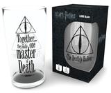 Harry Potter - Deathly Hallows 500 ml Glass Rariteter