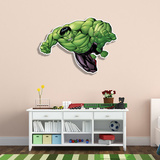 Hulk Smash! Wall Art Figura de cartón