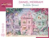 Daniel Merriam - Bubble Street 1000 Piece Jigsaw Puzzle Jigsaw Puzzle