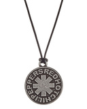 Red Hot Chili Peppers - Asterisk Round Pendant Gadgets