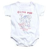Infant: Steven Universe- Guitar Dad Teaches Guitar Onesie Infant Onesie