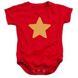 Infant: Steven Universe- Star Logo Onesie Infant Onesie