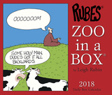 Zoo In A Box - 2018 Boxed Calendar Kalenders